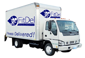 Fitdel Delivery Truck