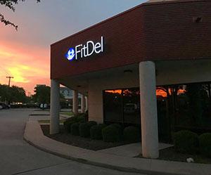 fitdel building