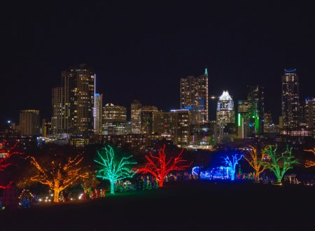 Austin-Trail-of-Lights Skyline Maggie-Boyd-Photography
