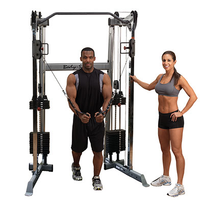 Body Solid Dual pulley Fuctional Trainer Weight Training