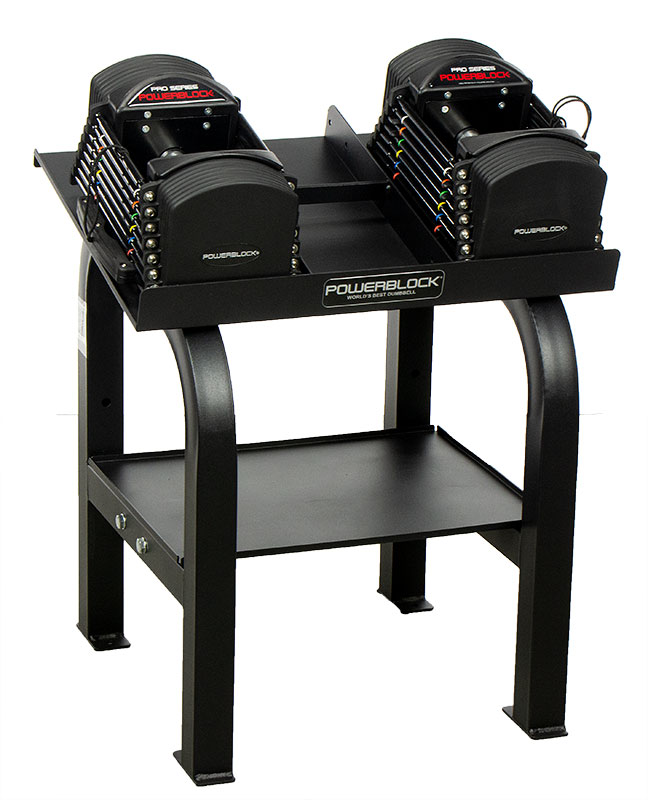 PowerBlocks Pro-50 Adjustable Dumbbells For Rent
