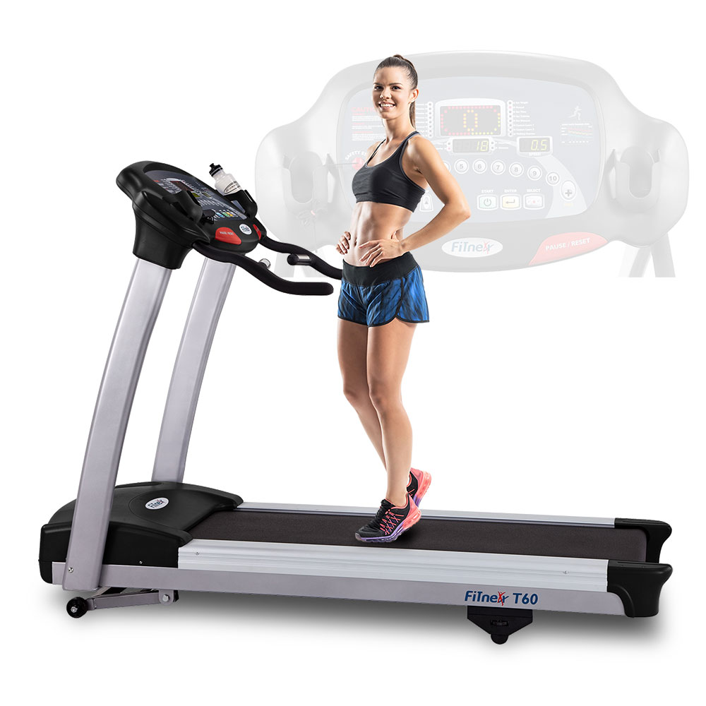 Rent a fitnex T60 treadmill