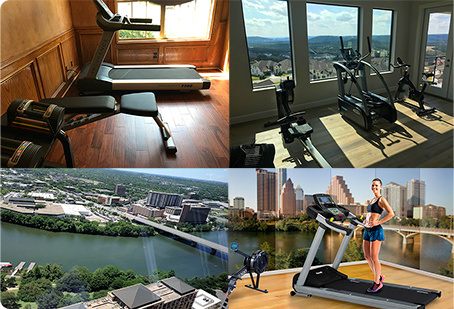 Fitdel rent a gym package fitness equipment strength