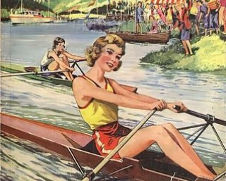 The Buzz About Rowing - Here are the Basics