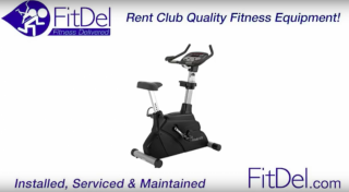 How To Rent the Fitnex B70 Upright Bike