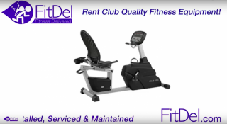 How To Rent the Fitnex R70 Recumbent Bike