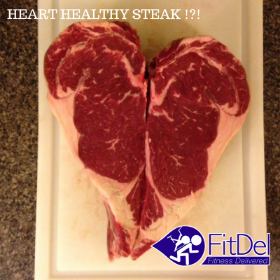 Heart Healthy Steak Options!?!