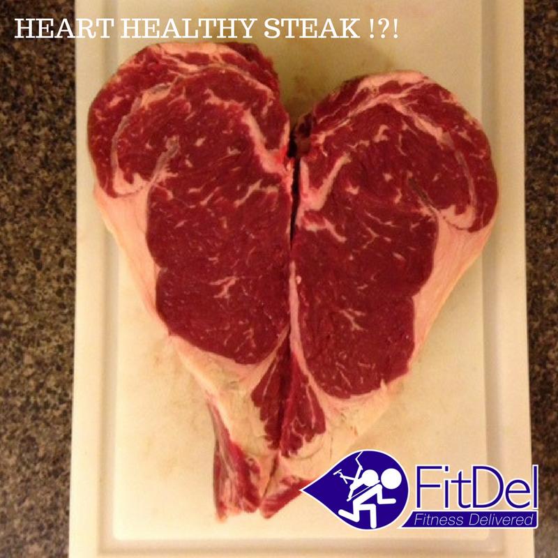 Heart Healthy Steak Options!?!