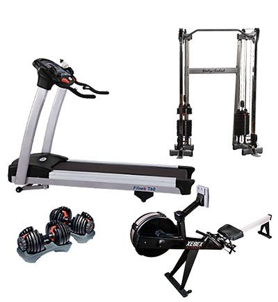 Advanced Home Gym for rent
