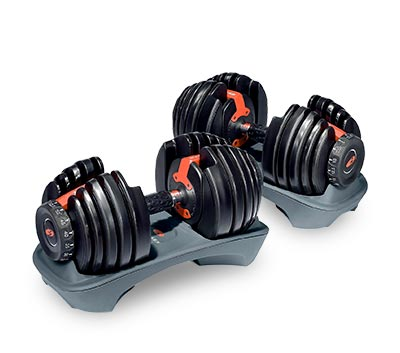 BowFlex Adjustable Dumbbells L