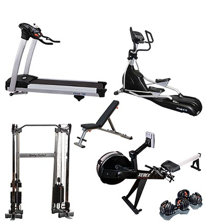 Ultimate Gym for rent for home or business
