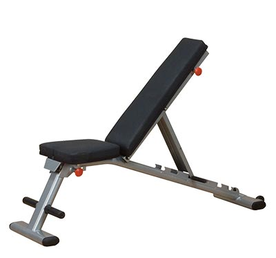 body-solid adjustable weight lifting multi-bench for rent