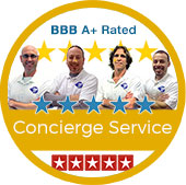 5 Star Concierge service