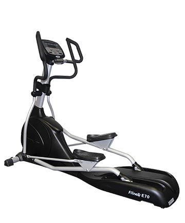 fitnex e70 elliptical trainer for rent