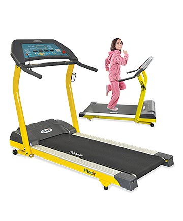 fitnex xt5 kids treadmill for rent