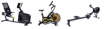 Cardio Fitness Equipment for rent